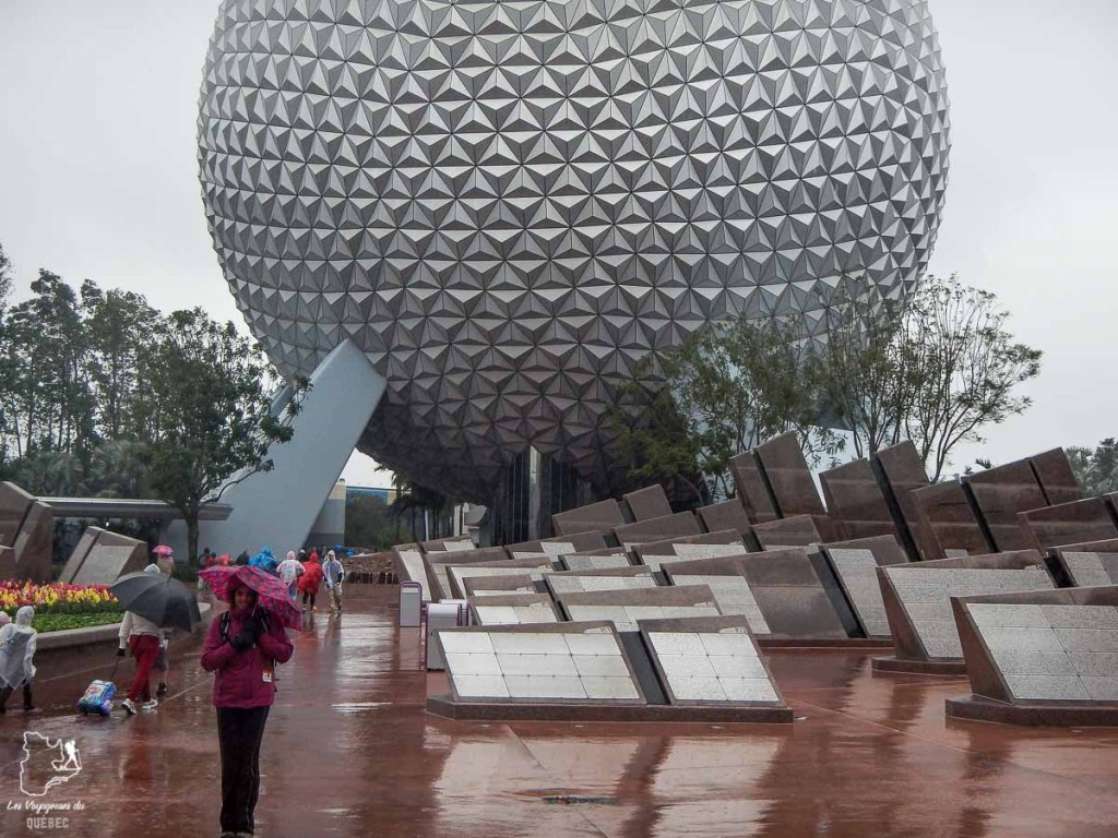 Parc d'attractions Epcot à Walt Disney World à Orlando dans notre article Walt Disney World à Orlando : Le meilleur de ce parc d'attractions en Floride #waltdisney #waltdisneyworld #floride #disney #parcattraction #orlando