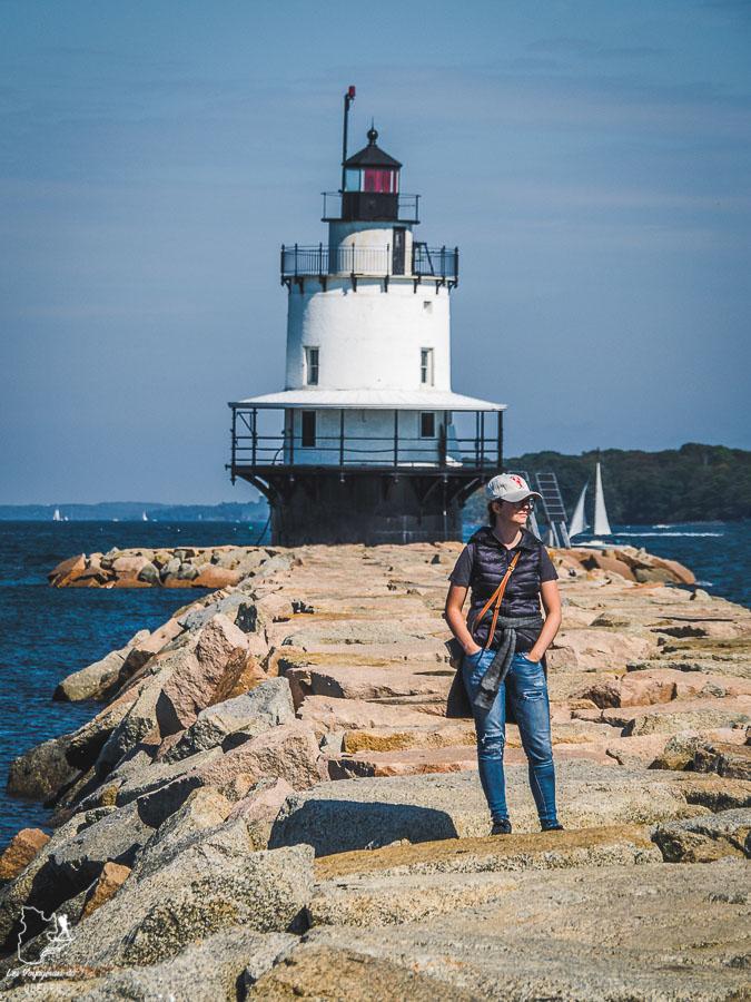 Spring Point Ledge Lighthouse, à visiter hors de Portland dans notre article Visiter Portland : Quoi faire à Portland dans le Maine pour un weekend gourmand #Portland #Maine #USA #voyage #foodtour