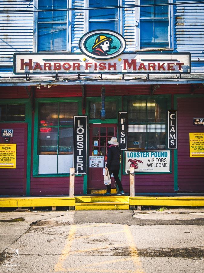 Visiter Portland et le harbor fish market dans notre article Visiter Portland : Quoi faire à Portland dans le Maine pour un weekend gourmand #Portland #Maine #USA #voyage #foodtour