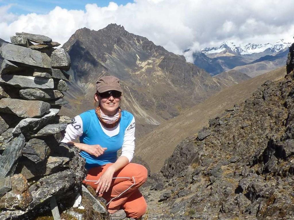 Dans les hautes montagnes de l'Apolobamba en Bolivie dans notre article Comment se préparer à la haute altitude pour éviter le mal des montagnes #montagne #hautealtitude #hautemontagne #maldesmontagnes #malaigudesmontagnes #randonnee #hautealtitude