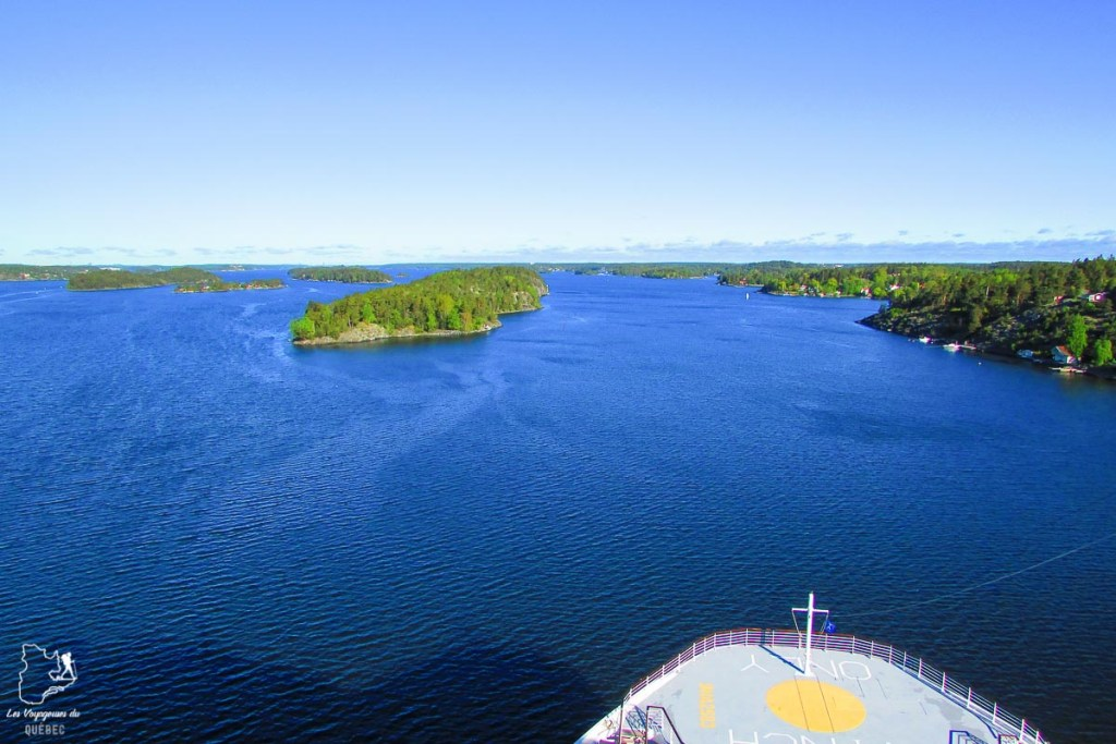 Découvrir la Suède lors d'une croisière sur la mer Baltique dans notre article Comment choisir sa croisière : guide pratique pour faire une croisière réussie #croisiere #bateau #voyage