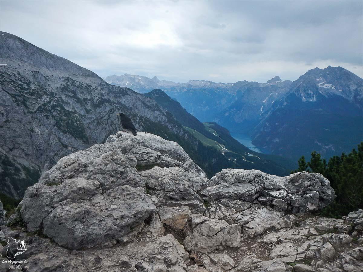 Nid d'aigle d'Hitler à Berchtesgaden dans les Alpes autrichiennes dans notre article Voyage dans les Alpes autrichiennes en été, ces belles montagnes d'Autriche #alpes #autriche #alpesautrichiennes #montagnes #voyage #europe