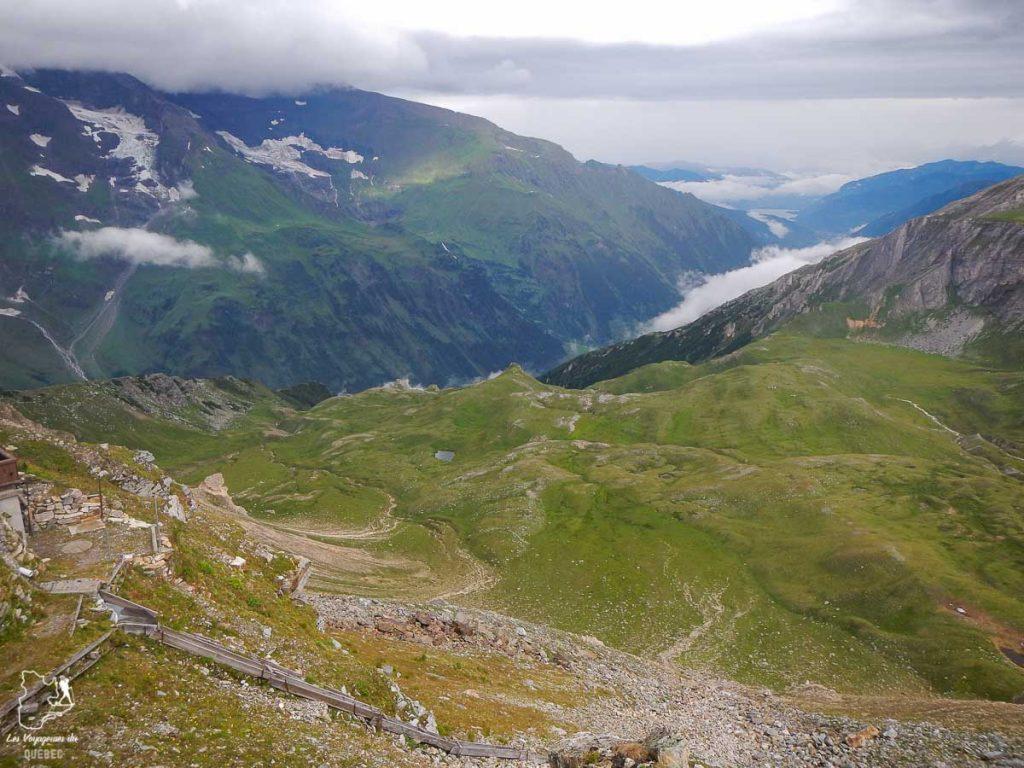 La route du Grossglockner dans les Alpes autrichiennes dans notre article Voyage dans les Alpes autrichiennes en été, ces belles montagnes d'Autriche #alpes #autriche #alpesautrichiennes #montagnes #voyage #europe