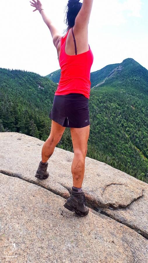 La randonnée, une drogue dont je ne peux me passer dans notre article Devenir un Adirondack 46er : Faire l'ascension des 46 plus hautes montagnes des Adirondacks #adirondack #adirondacks #46ers #46er #ADK46er #montagnes #usa #randonnee