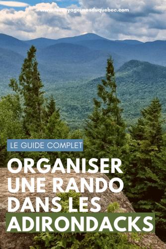 Devenir Adirondack 46er : guide complet pour organiser une randonnée dans les Adirondacks