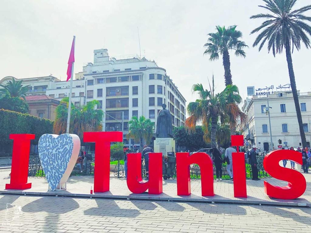 Tunis, un incontournable à visiter en Tunisie dans notre article Visiter la Tunisie : Comment faire un voyage en Tunisie autrement #tunisie #afrique #voyage #tunis