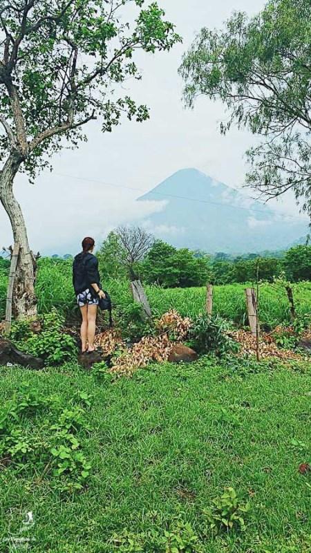 Beauté de l'île d'Ometepe au Nicaragua dans notre article Ometepe au Nicaragua : Une semaine sur cette île volcanique #ometepe #ileometepe #nicaragua #ameriquecentrale #voyage