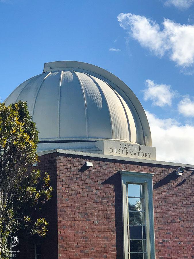 Observatoire de Wellington dans notre article Trek en Nouvelle-Zélande : 5 randonnées à faire sur l'île du nord en Nouvelle-Zélande #trek #randonnee #iledunord #nouvellezelande #oceanie #voyage