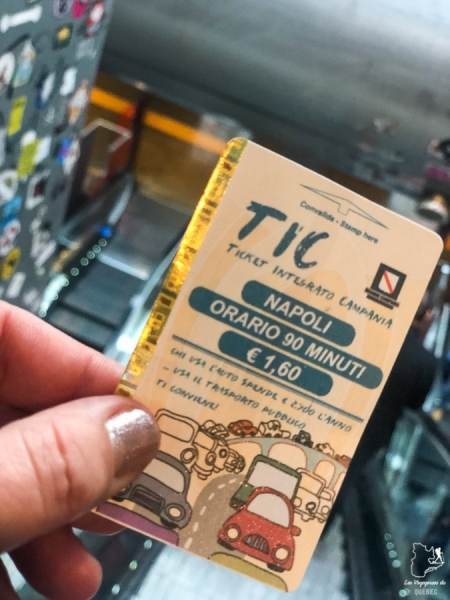 Le métro pour se déplacer à Naples en Italie dans notre article Que faire à Naples en Italie et voir : Visiter Naples, Pompéi et la Côte Amalfitaine #naples #italie #europe #voyage #pompei #coteamalfitaine