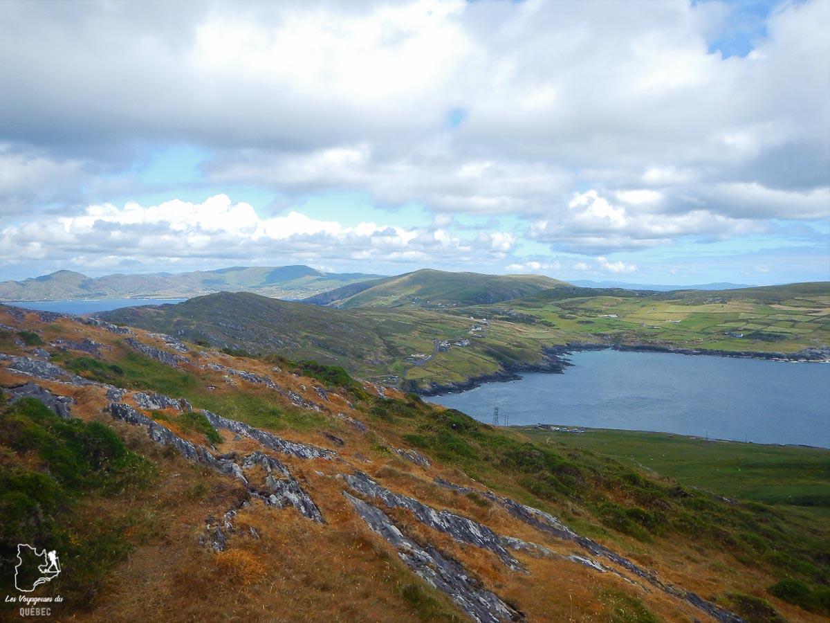 Visiter Dursey Island en Irlande dans notre article Road trip en Irlande : 3 semaines de road trip en couple à travers l'Irlande #irlande #irlandedunord #roadtrip #circuit #europe #voyage