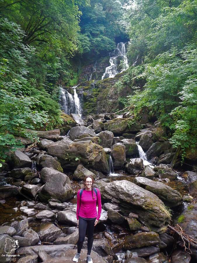 Torc mountain dans le Comté de Kerry en Irlande dans notre article Road trip en Irlande : 3 semaines de road trip en couple à travers l'Irlande #irlande #irlandedunord #roadtrip #circuit #europe #voyage