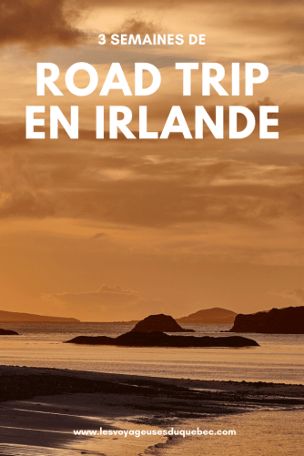 Road trip en Irlande et en Irlande du Nord de 3 semaines