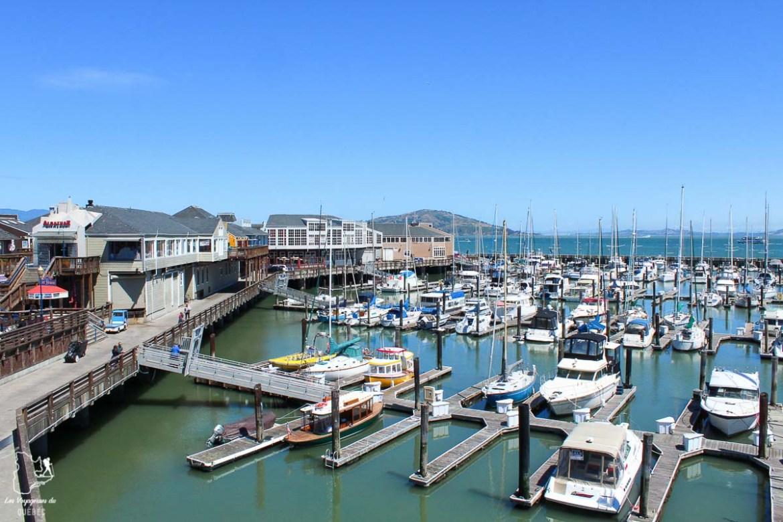 Baie de San Francisco dans notre article Villes de la Californie : une semaine à San Francisco, Los Angeles et San Diego #californie #usa #etatsunis #voyage #losangeles #sanfrancisco #sandiego