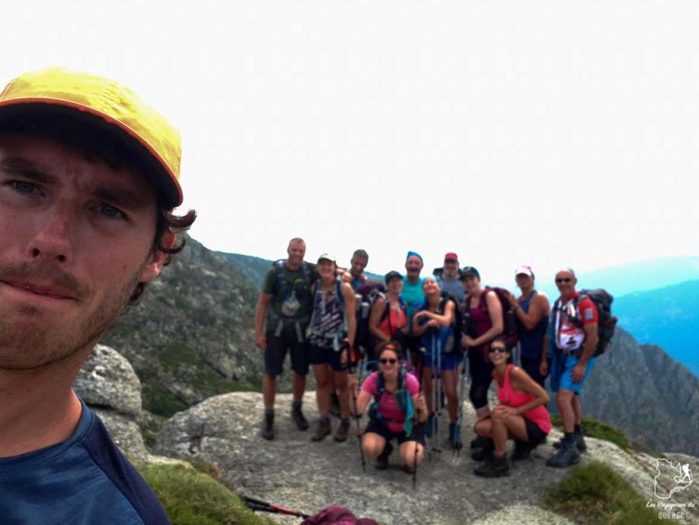 Notre guide local en Corse avec l'agence Terres d'aventure dans notre article Voyage de randonnée : Tout savoir pour planifier son trek organisé avec une agence #randonnee #trekking #agence #voyage