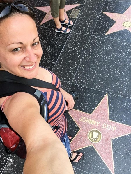 Hollywood Walk of Fame à Los Angeles dans notre article Villes de la Californie : une semaine à San Francisco, Los Angeles et San Diego #californie #usa #etatsunis #voyage #losangeles #sanfrancisco #sandiego
