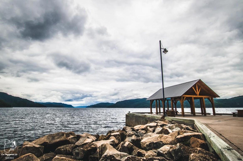 Quai Petit-Saguenay dans notre article Tourisme au Saguenay-Lac-Saint-Jean : Itinéraire complet pour 5 jours de road trip dans le région #saguenay #lacsaintjean #saguenaylacsaintjean #quebec #quebecoriginal #canada #roadtrip