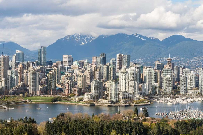 Visiter Vancouver au Canada dans notre article Road trip vers l'ouest du Canada : mon itinéraire vers la Vallée de l'Okanagan #ouestcanada #ouestcanadien #roadtrip #canada #voyage