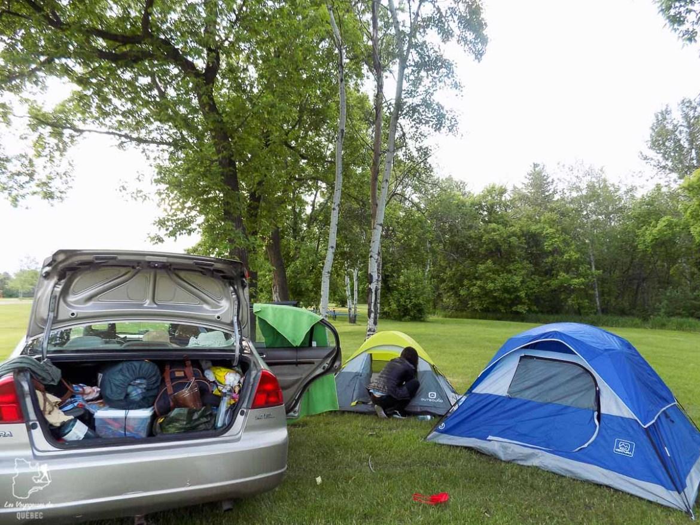 Camping gratuit en Ontario dans notre article Road trip vers l'ouest du Canada : mon itinéraire vers la Vallée de l'Okanagan #ouestcanada #ouestcanadien #roadtrip #canada #voyage