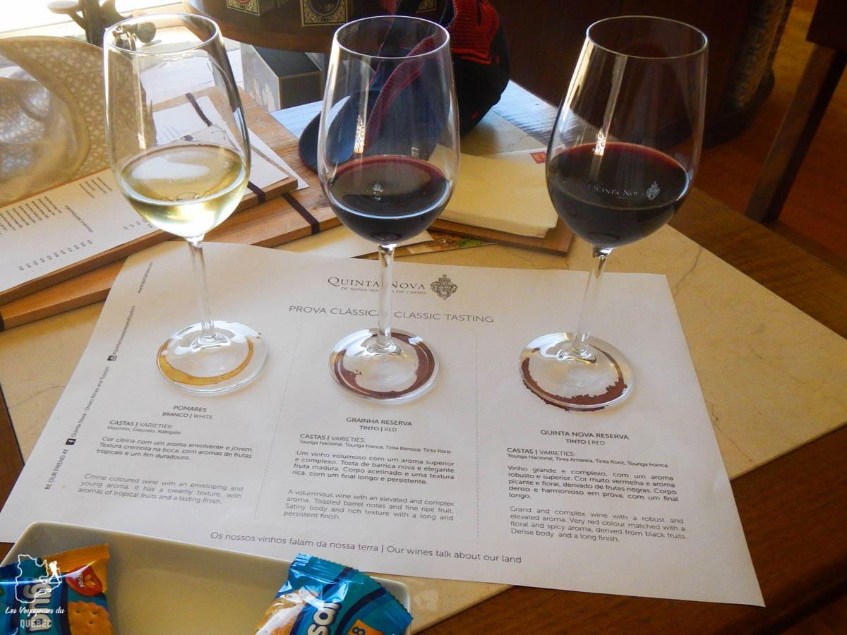 Dégustation de vins dans la Vallée du Douro dans notre article Visiter Porto au Portugal et la Vallée du Douro : Que faire en 7 incontournables #porto #valleedudouro #portugal #europe #voyage
