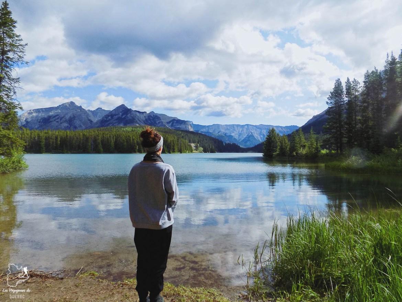 Parc National de Banff en Alberta dans notre article Road trip vers l'ouest du Canada : mon itinéraire vers la Vallée de l'Okanagan #ouestcanada #ouestcanadien #roadtrip #canada #voyage