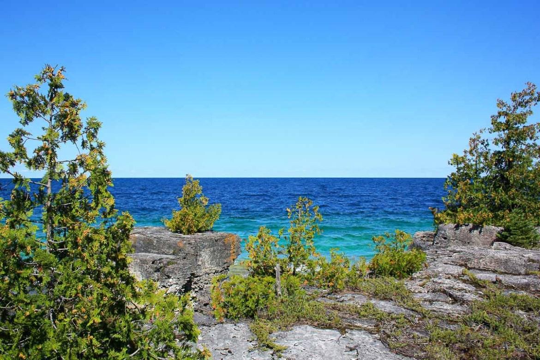 Traversée de l'Ontario dans notre article Road trip vers l'ouest du Canada : mon itinéraire vers la Vallée de l'Okanagan #ouestcanada #ouestcanadien #roadtrip #canada #voyage