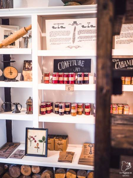 Confiturerie Tiguidou à l'Île d'Orléans dans notre article Visiter l'Île d'Orléans au Québec : Incontournables d'une escapade gourmande lors d'un tour de l'Île d'Orléans #ileorleans #quebec #canada #voyage #escapadegourmande