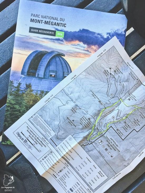 Parc national du Mont Mégantic dans notre article La randonnée au Québec : 8 randonnées pédestres au Québec testées et approuvées #randonnee #randonneepedestre #quebec #canada
