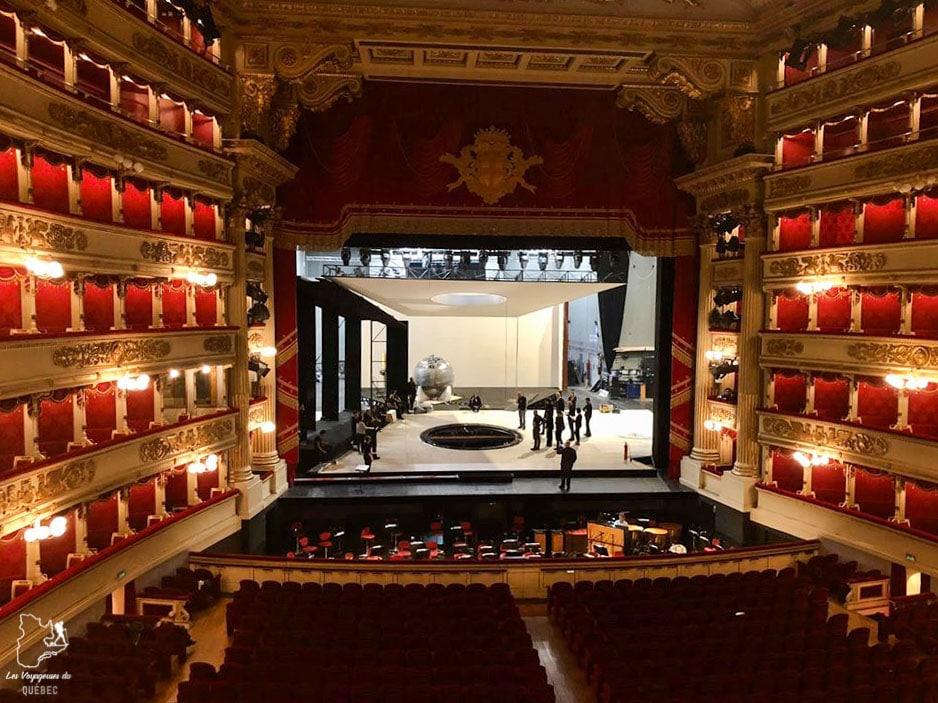 Théâtre La Scala de Milan dans notre article Visiter Milan en Italie : 8 incontournables de que voir et que faire en 3 jours #Milan #Italie #Europe #voyage
