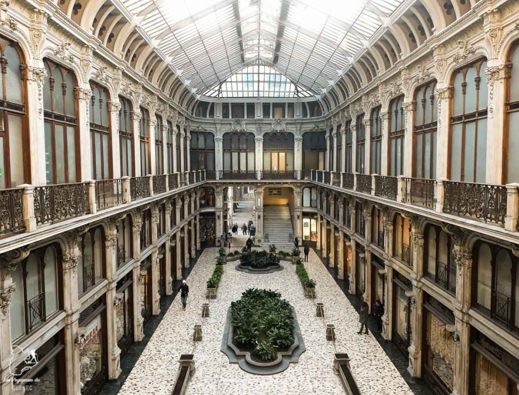Galleria Subalpina de Turin dans notre article Visiter Turin en 1 jour : Que voir et que faire à Turin en Italie #turin #italie #europe #voyage