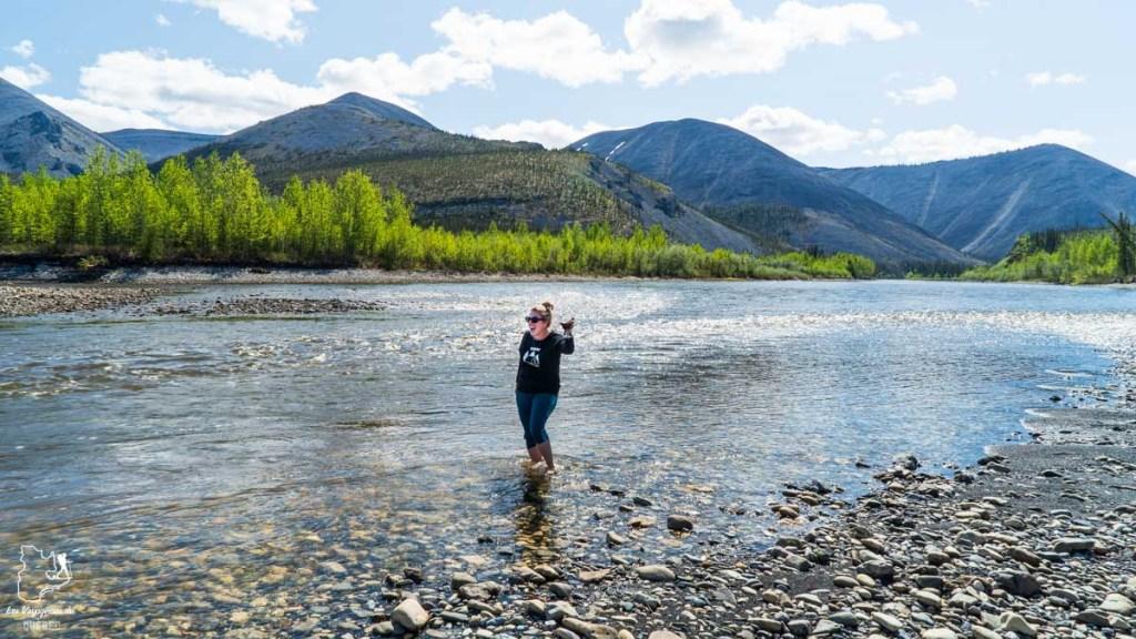 Arrêt lors d'un road trip au Yukon au Canada dans notre article Mon road trip au Yukon au Canada : 12 jours de liberté en truck camper au gré du vent #yukon #canada #roadtrip #voyage