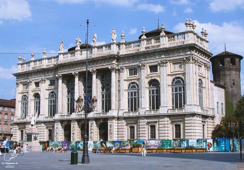 Palazzo Madama de Turin dans notre article Visiter Turin en 1 jour : Que voir et que faire à Turin en Italie #turin #italie #europe #voyage