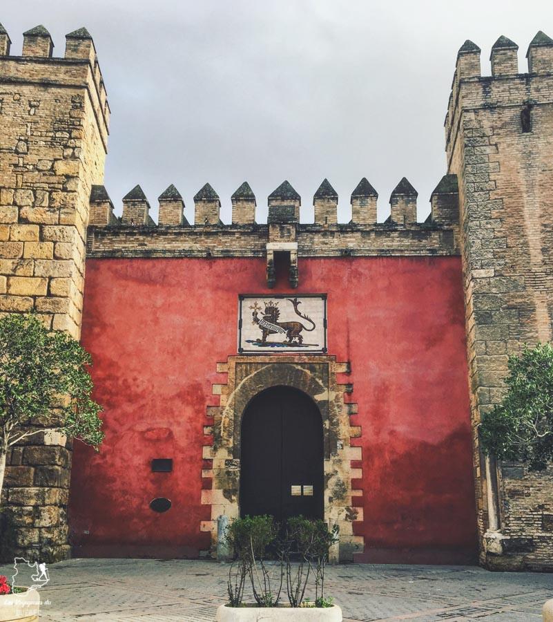 L'Acazar de Séville dans notre article Voyage au sud de l'Espagne : Itinéraire de 2 semaines à visiter en mode backpack #espagne #sudespagne #malaga #seville #grenade #europe #voyage #itineraire #backpack
