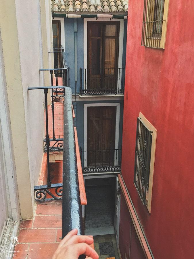 Le Feel Hostel de Malaga dans notre article Voyage au sud de l'Espagne : Itinéraire de 2 semaines à visiter en mode backpack #espagne #sudespagne #malaga #seville #grenade #europe #voyage #itineraire #backpack