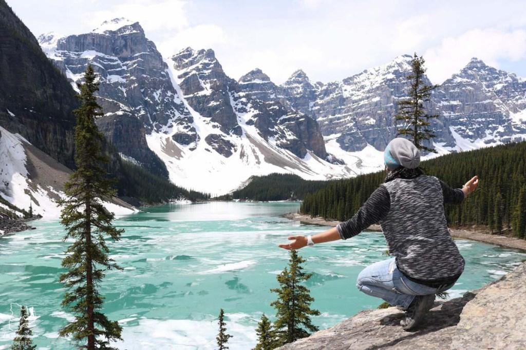 Voyager seule en Couchsurfing au Canada dans notre article Couchsurfing au Canada : Mon expérience en Couchsurfing à travers le Canada #couchsurfing #canada #voyage #roadtrip