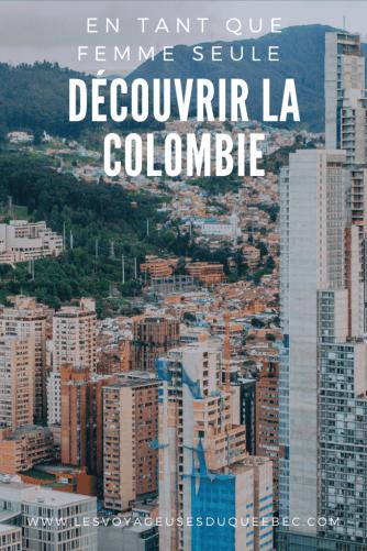 Voyage en Colombie : voyager seule en Colombie en tant que femme
