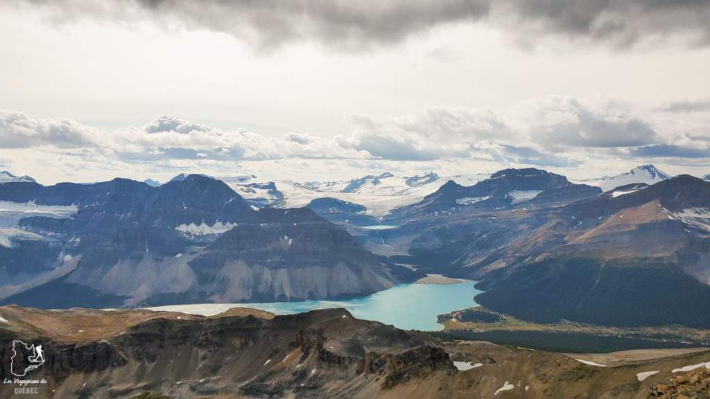 Cirque Peak dans le Parc national de Jasper en Alberta dans notre article Voyager au Canada en temps de pandémie : Mon voyage dans l'Ouest canadien #canada #ouestcanadien #pandemie #covid19 #voyage