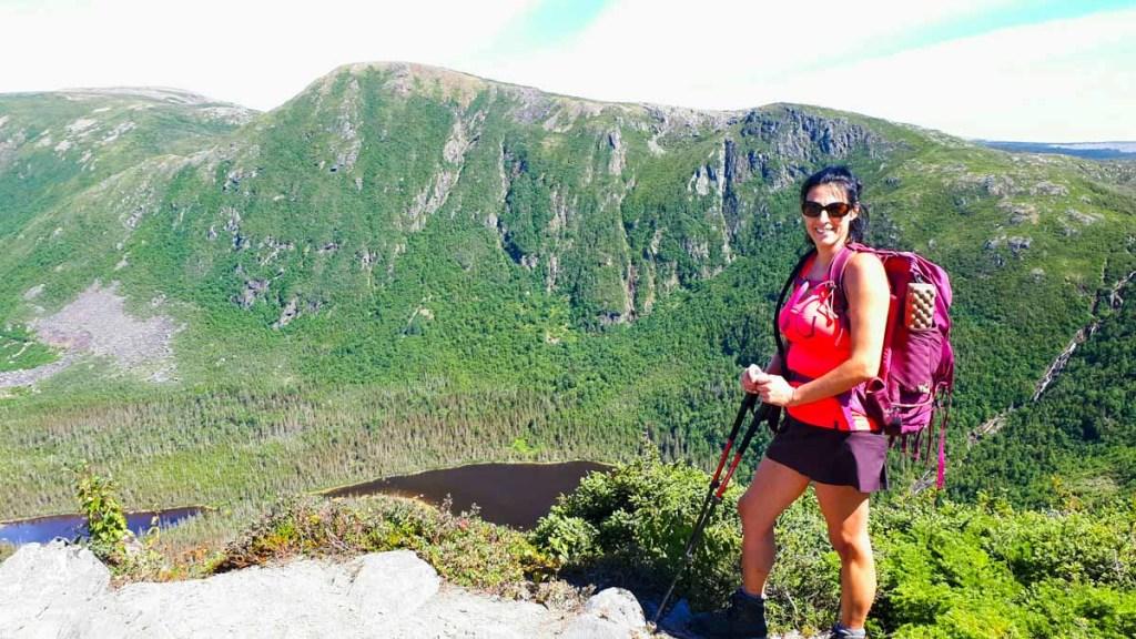 Randonnée au Mont Xalibu dans notre article 4 randonnées en Gaspésie incontournables du Parc de la Gaspésie et des Chic-Chocs #randonnee #Gaspesie #chicchocs #sepaq #quebec