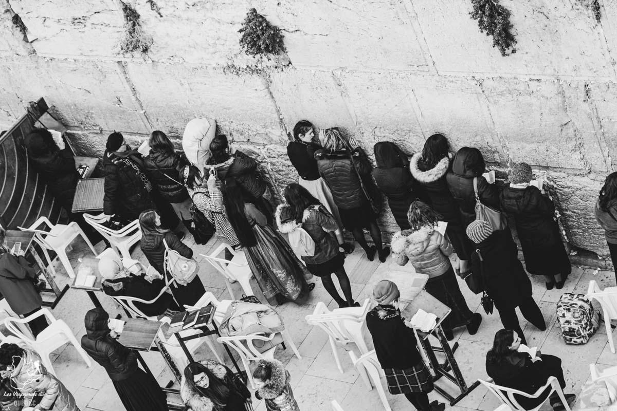Mur des lamentations à Jérusalem en Israël dans notre article Noël en Terre sainte : 9 jours à visiter Israël et la Palestine durant les fêtes #noel #terresainte #israel #palestine