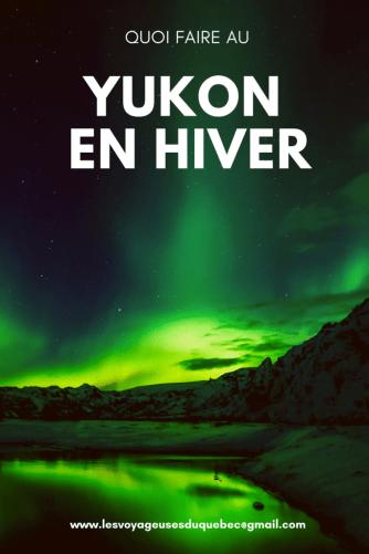 Visiter le Yukon en hiver : quoi faire au Yukon en hiver