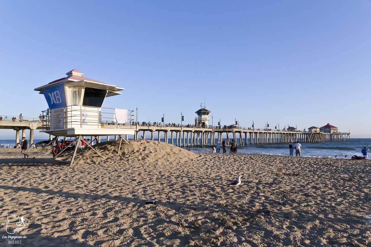 Plage de San Diego dans notre article Visiter San Diego aux USA : Que voir et que faire à San Diego en 3 jours #sandiego #californie #usa #voyage