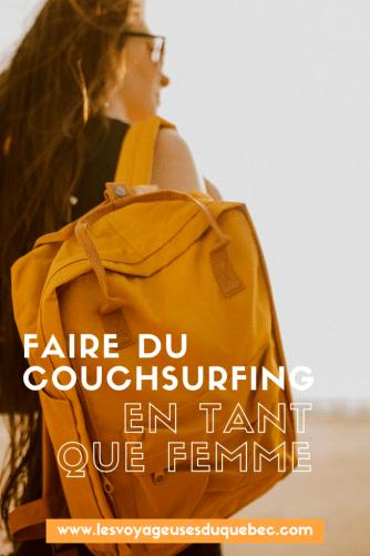 Mes conseils pour faire du Couchsurfing en tant que femme voyageuse en solo
