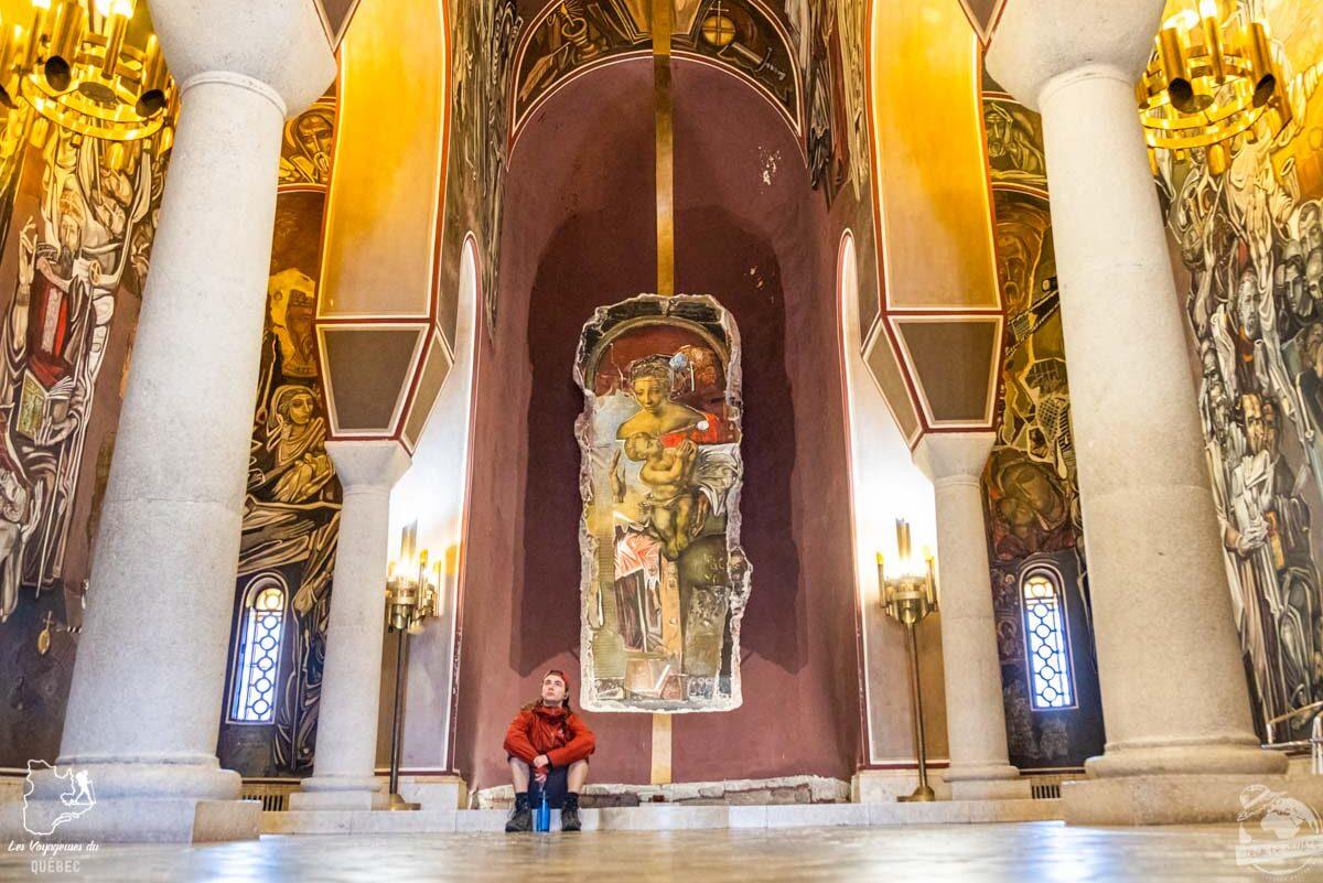 Église de la Forteresse Tsarevets à Veliko Tarnovo en Bulgarie dans notre article Visiter la Bulgarie : itinéraire et conseils pour 1 mois de voyage en Bulgarie #bulgarie #europe #europedelest #voyage