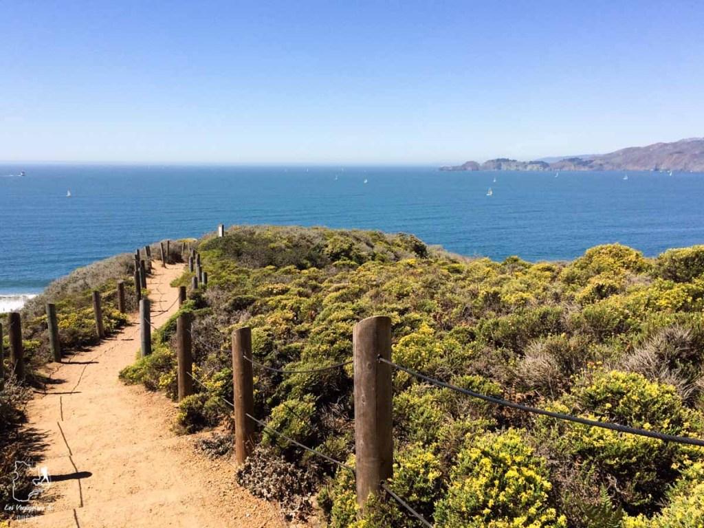 Randonnée sur Land's End Trail à San Francisco dans notre article Que voir à San Francisco aux USA : ma découverte de la ville en 7 jours #sanfrancisco #californie #usa #etatsunis #voyage