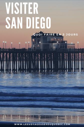Visiter San Diego aux USA : Que faire à San Diego