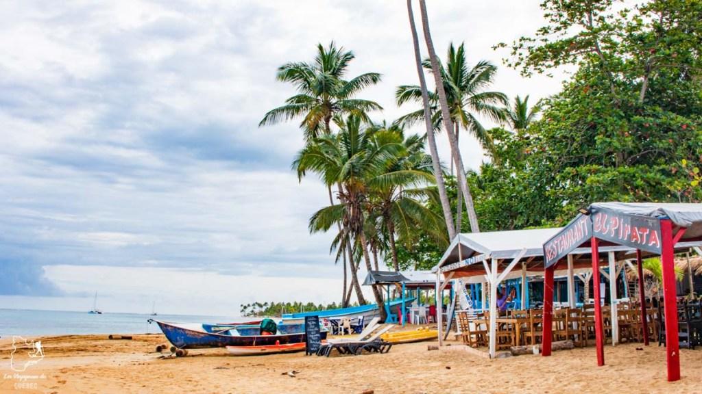 Restaurant local à Las Terrenas dans notre article Voyager en République Dominicaine autrement : Las Terrenas, destination coup de coeur #republiquedominicaine #caraibes #antilles #amerique #voyage #voyagedanslesud #lasterrenas