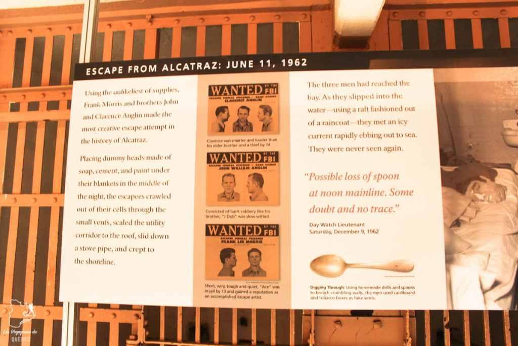 Histoire de la prison d'Alcatraz à San Francisco dans notre article Visiter Alcatraz : Tout savoir sur la visite de cette prison de San Francisco #alcatraz #ile #sanfrancisco #californie #usa #etatsunis #prison