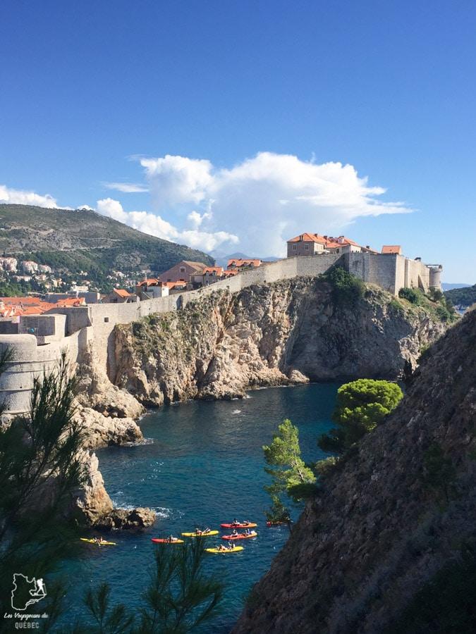 La Croatie, une destination facilitante pour voyageuses dans notre article Voyager en tant que femme : 10 destinations coups de coeur pour voyageuses #destination #femme #voyager #voyage #solo #voyageuse