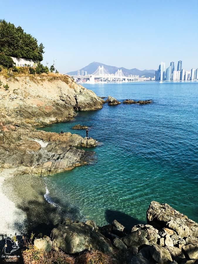 Côte Igidae à Busan dans notre article Visiter Busan en Corée du Sud : Quoi faire à Busan en 7 incontournables #coreedusud #asie #voyage #busan