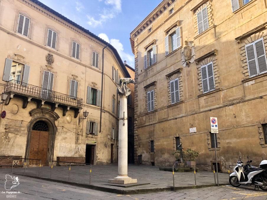 Balade dans Sienne en Italie dans notre article Visiter Sienne en Toscane en Italie en 10 incontournables et adresses foodies #italie #sienne #toscane #voyage