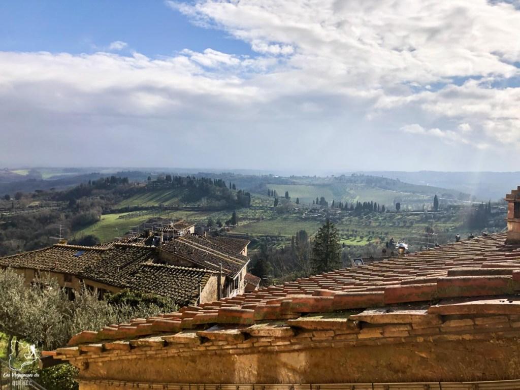 San Gimignano, belle ville de la Toscane à visiter dans notre article Mon weekend à visiter San Gimignano en Italie : Magnifique ville fortifiée de la Toscane #sangimignano #toscane #italie #unesco #voyage